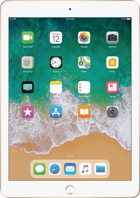Apple - iPad 5th Gen 3