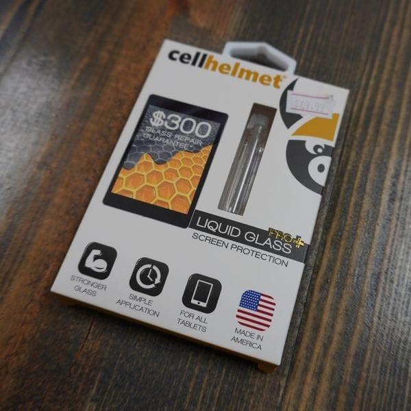 CellHelmet Pro+ Liquid Screen Protection 1